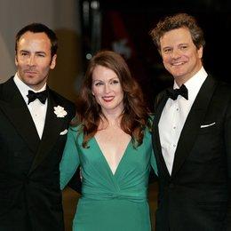 Tom Ford / Julianne Moore / Colin Firth / 66. Filmfestspiele Venedig 2009 / Mostra Internazionale d'Arte Cinematografica