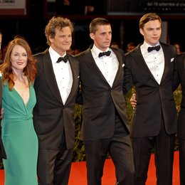 Tom Ford / Julianne Moore / Colin Firth Nicholas Hoult / 66. Filmfestspiele Venedig 2009 / Mostra Internazionale d'Arte Cinematografica