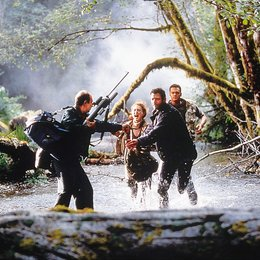 Vergessene Welt: Jurassic Park / Richard Schiff / Julianne Moore / Jeff Goldblum / Vince Vaughn