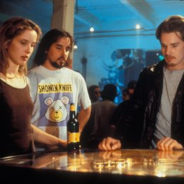 Before Sunrise / Julie Delpy / Richard Linklater / Ethan Hawke / Set