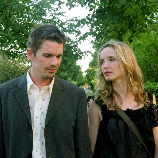 Before Sunset / Ethan Hawke / Julie Delpy Poster