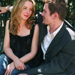 Before Sunset / Julie Delpy / Ethan Hawke Poster