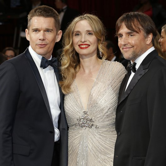 Ethan Hawke / Julie Delpy / Richard Linklater / 86th Academy Awards 2014 / Oscar 2014