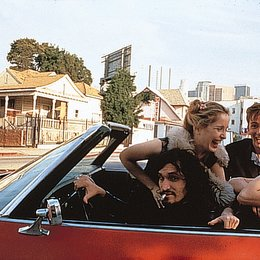 L.A. Without a Map / Vincent Gallo / Julie Delpy / David Tennant / Vinessa Shaw