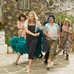 Mamma Mia! / Christine Baranski / Meryl Streep / Julie Walters Poster