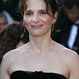 Binoche, Juliette / 60. Filmfestival Cannes 2007