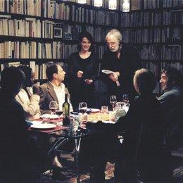 Caché / Juliette Binoche / Michael Haneke / Set