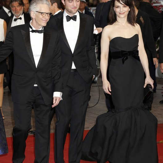 Cronenberg, David / Pattinson, Robert / Binoche, Juliette / 65. Filmfestspiele Cannes 2012 / Festival de Cannes Poster