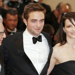 Cronenberg, David / Pattinson, Robert / Binoche, Juliette / 65. Filmfestspiele Cannes 2012 / Festival de Cannes