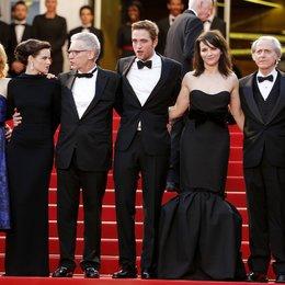 Gadon, Sarah / Hampshire, Emily / Cronenberg, David / Pattinson, Robert / Binoche, Juliette / Giamatti, Paul / 65. Filmfestspiele Cannes 2012 / Festival de Cannes Poster
