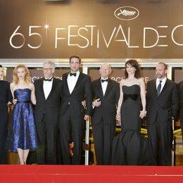 Hampshire, Emily / Gadon, Sarah / Cronenberg, David / Pattinson, Robert / Binoche, Juliette / Giamatti, Paul / 65. Filmfestspiele Cannes 2012 / Festival de Cannes