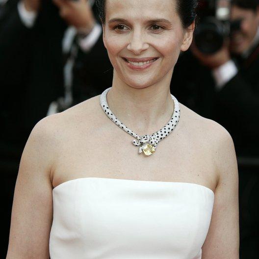Juliette Binoche / 63. Filmfestival Cannes 2010