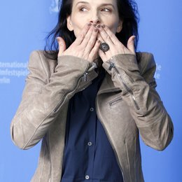 Juliette Binoche / Berlinale 2012 / 62. Internationale Filmfestspiele Berlin 2012 Poster