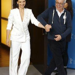 Juliette Binoche / Dieter Kosslick / 65. Internationale Filmfestspiele Berlin 2015 / Berlinale 2015