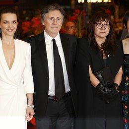 Juliette Binoche / Gabriel Byrne / Isabel Coixet / Rinko Kikuchi / Internationale Filmfestspiele Berlin 2015 / Berlinale 2015