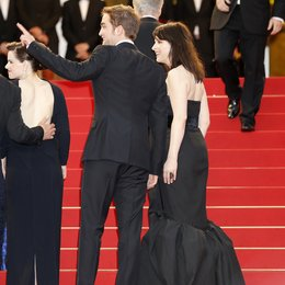 Pattinson, Robert / Binoche, Juliette / 65. Filmfestspiele Cannes 2012 / Festival de Cannes Poster