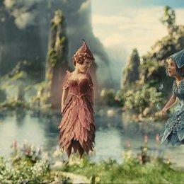 Maleficent - Die dunkle Fee / Juno Temple / Imelda Staunton / Miranda Richardson Poster