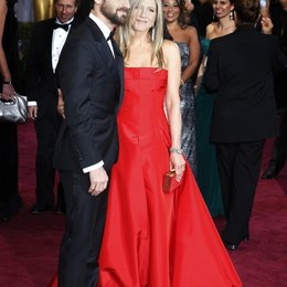 Jennifer Aniston / Justin Theroux / 85th Academy Awards 2013 / Oscar 2013 Poster