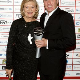 Entertainment Night 2012 / Video Champion 2012 / Jutta Speidel und Michael Ivert Poster