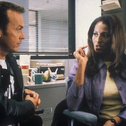 Jackie Brown / Michael Keaton Poster