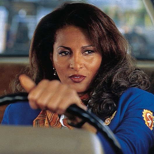 Jackie Brown / Pam Grier Poster