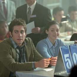 Day After Tomorrow, The / Jake Gyllenhaal / Emmy Rossum Poster