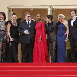 Jury / Coen, Ethan / Marceau, Sophie / de Palma, Rossy / Del Toro, Guillermo / Traoré, Rokia / Dolan, Xavier / Miller, Sienna / Gyllenhaal, Jake / Coen, Joel / 68. Internationale Filmfestspiele von Cannes 2015 / Festival de Cannes Poster