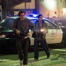 Nightcrawler - Jede Nacht hat ihren Preis / Jake Gyllenhaal / Riz Ahmed Poster