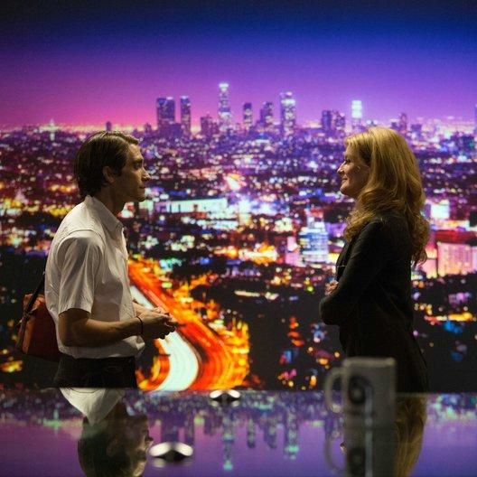 Nightcrawler - Jede Nacht hat ihren Preis / Jake Gyllenhaal / Rene Russo Poster