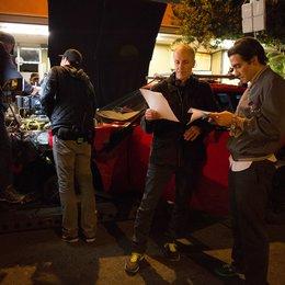 Nightcrawler - Jede Nacht hat ihren Preis / Set / Dan Gilroy / Jake Gyllenhaal Poster