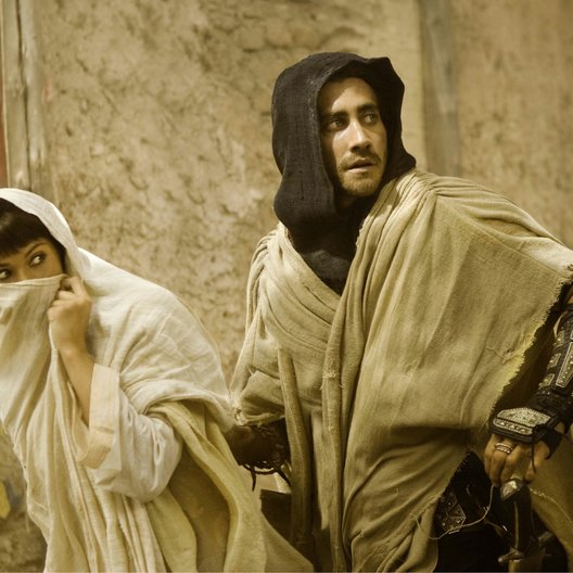 Prince of Persia - Der Sand der Zeit / Gemma Arterton / Jake Gyllenhaal Poster