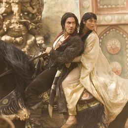 Prince of Persia - Der Sand der Zeit / Jake Gyllenhaal / Gemma Arterton Poster