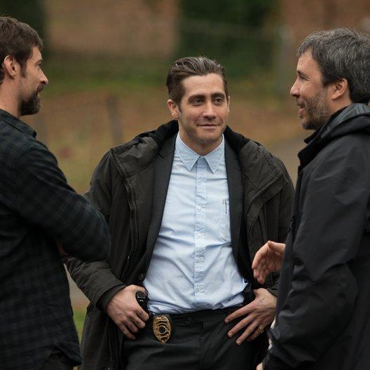 Prisoners / Set / Hugh Jackman / Jake Gyllenhaal / Denis Villeneuve Poster