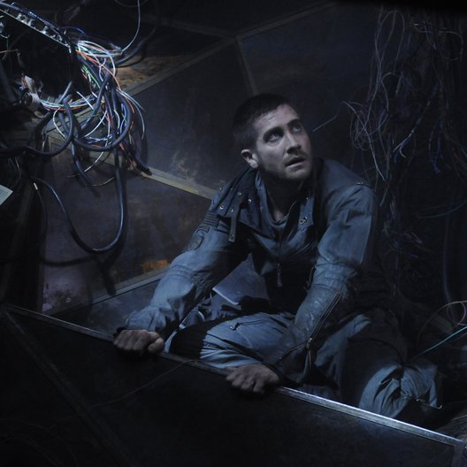 Source Code / Jake Gyllenhaal Poster