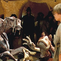 Star Wars: Episode 1 - Die dunkle Bedrohung / Jake Lloyd Poster