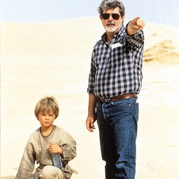Star Wars: Episode 1 - Die dunkle Bedrohung / Set / George Lucas / Jake Lloyd Poster