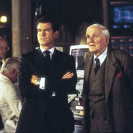 James Bond 007: Die Welt ist nicht genug / Pierce Brosnan / Desmond Llewelyn / World Is Not Enough, The