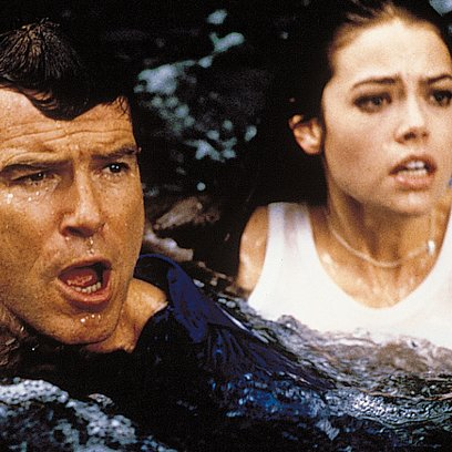 James Bond 007: Die Welt ist nicht genug / Pierce Brosnan / Denise Richards / World Is Not Enough, The Poster
