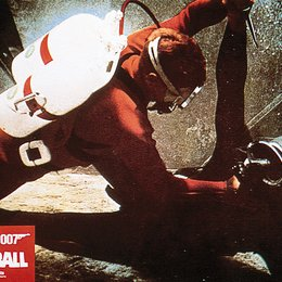 James Bond 007: Feuerball / Thunderball Poster