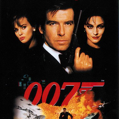 James Bond 007: Goldeneye Poster
