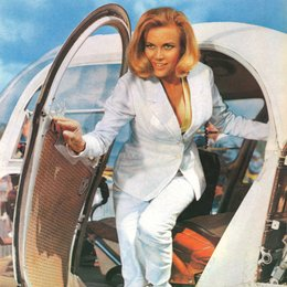 James Bond 007: Goldfinger / Honor Blackman Poster