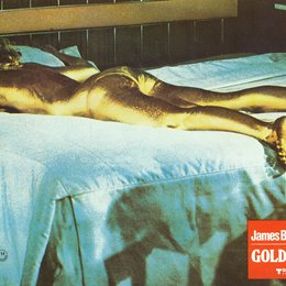 James Bond 007: Goldfinger / Shirley Eaton Poster