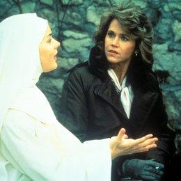 Agnes - Engel im Feuer / Meg Tilly / Jane Fonda Poster