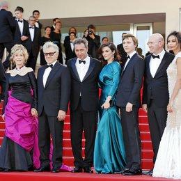 Caine, Michael / Fonda, Jane / Keitel, Harvey / Sorrentino, Paolo / Weisz, Rachel / Dano, Paul / MacQueen, Alex / Ghenea, Madalina / 68. Internationale Filmfestspiele von Cannes 2015 / Festival de Cannes Poster