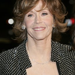 """Fonda, Jane / Premiere zu """"Blood Diamand"""" / Bild auch in bearbeiteter Fassung bei der Bildredaktion ! Poster"""