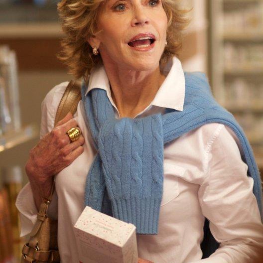 Hauptsache, die Chemie stimmt / Jane Fonda Poster