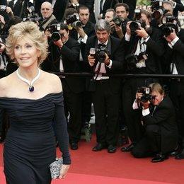 Jane Fonda / 64. Filmfestspiele Cannes 2011 Poster