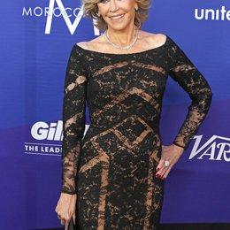 Jane Fonda / unite4:humanity Event Poster