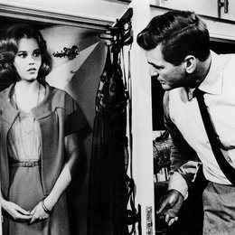 Sonntag in New York / Jane Fonda / Rod Taylor Poster
