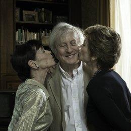 Und wenn wir alle zusammenziehen? / Geraldine Chaplin / Claude Rich / Jane Fonda Poster